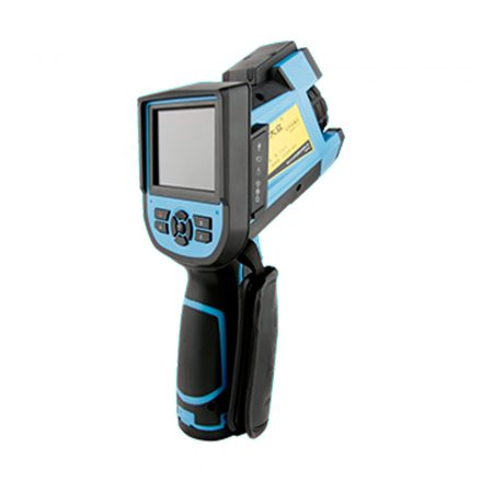 Dali TE-W1 testhőmérséklet mérő hőkamera