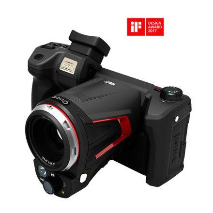 Guide C400 ipari hőkamera