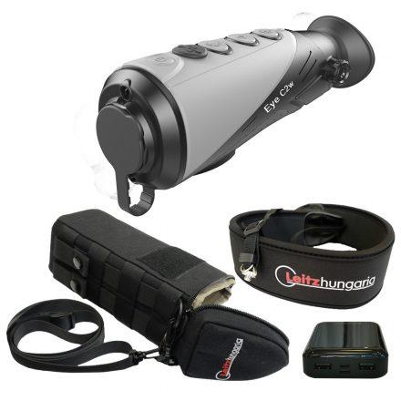 InfiRay X-Eye C2W thermal camera smart set (case, neck strap, screw, powerbank 10 Ah)