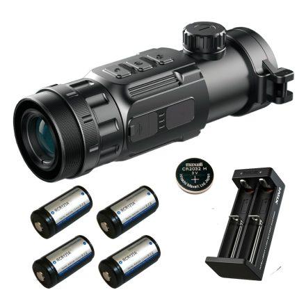 Infiray CH50 V2.0 hőkamera előtét akkumulátor szettel