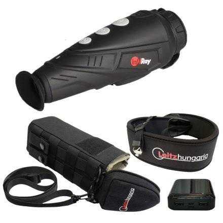 InfiRay X-Eye E6+ V3.0 hőkamera okos szett (tok, nyakpánt, csavar, powerbank 10 Ah)