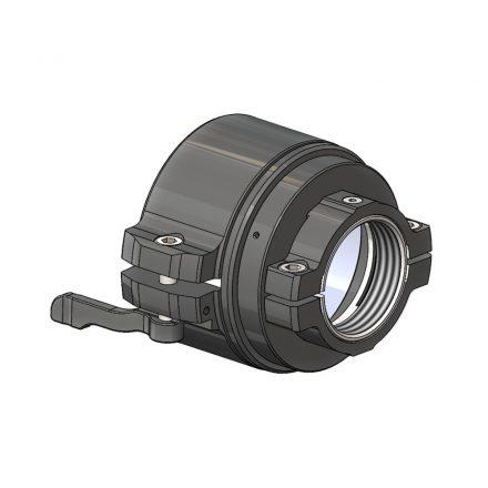 Pulsar PSP-50 clamping adapter
