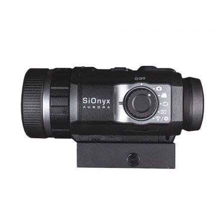 SiOnyx Aurora Black Intro with Picatinny mount